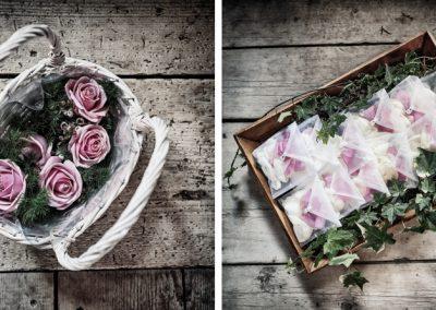 Matrimonio Bianco e Fucsia -dettagli-cerimonia Antonella Amato Wedding Planner