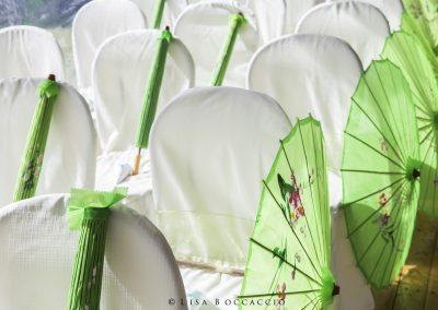 Matrimonio Bianco e Verde - 1 Antonella Amato Wedding Planner
