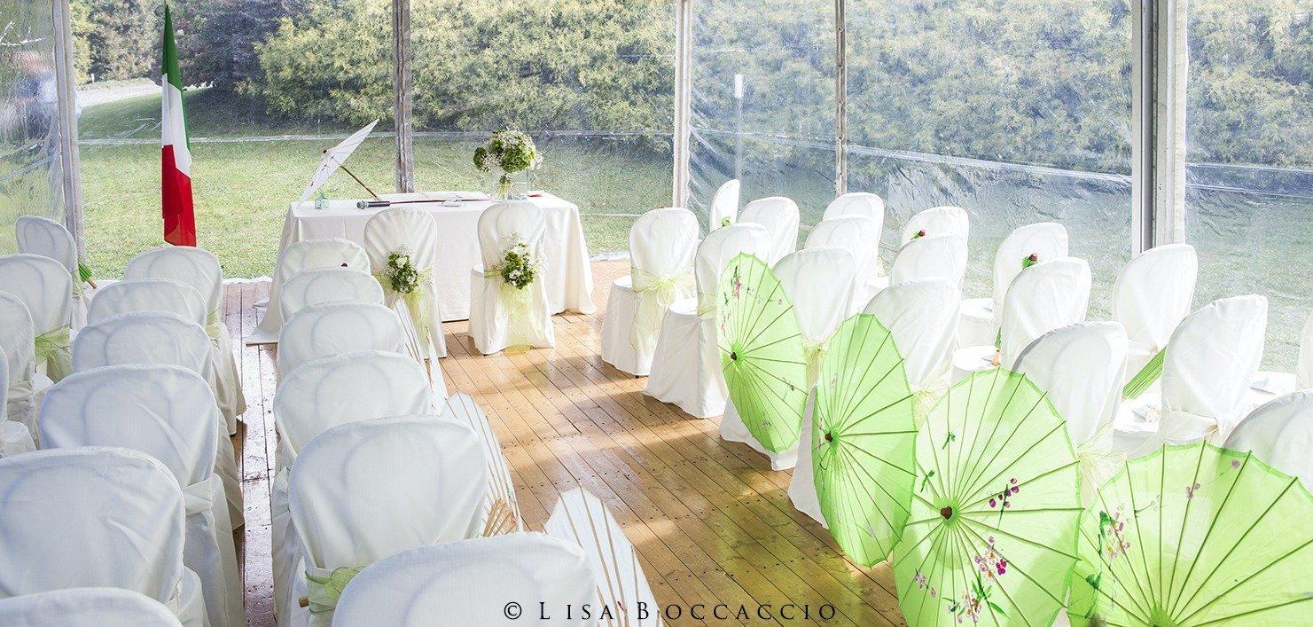 Matrimonio Bianco e Verde 15 Antonella Amato Wedding Planner