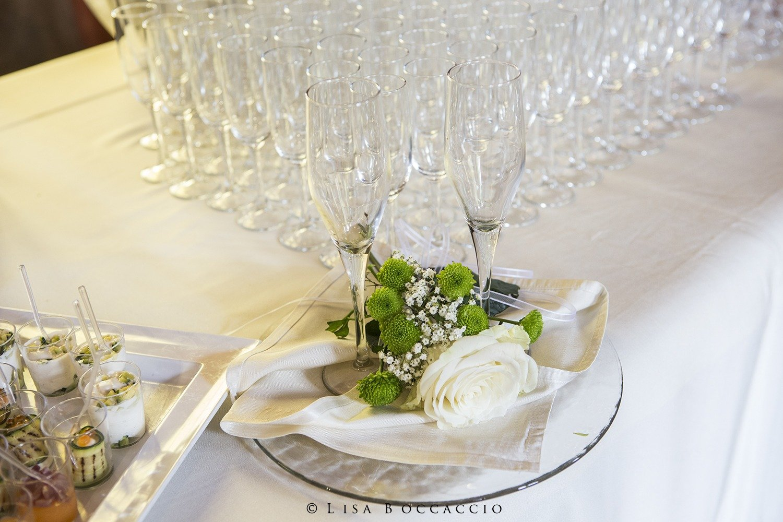 Matrimonio Bianco e Verde -2 Antonella Amato Wedding Planner
