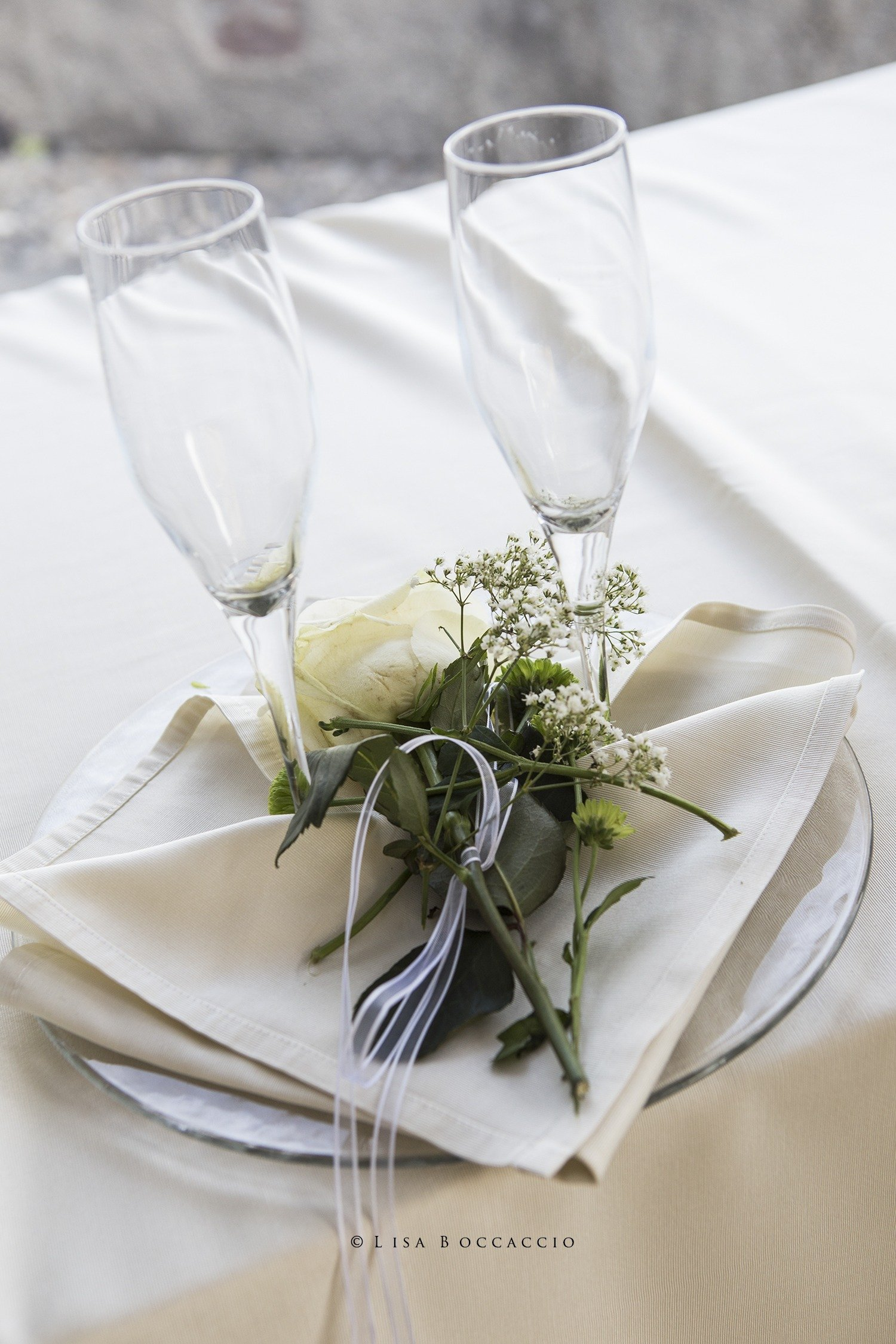 Matrimonio Bianco e Verde -6 Amato Wedding Planner