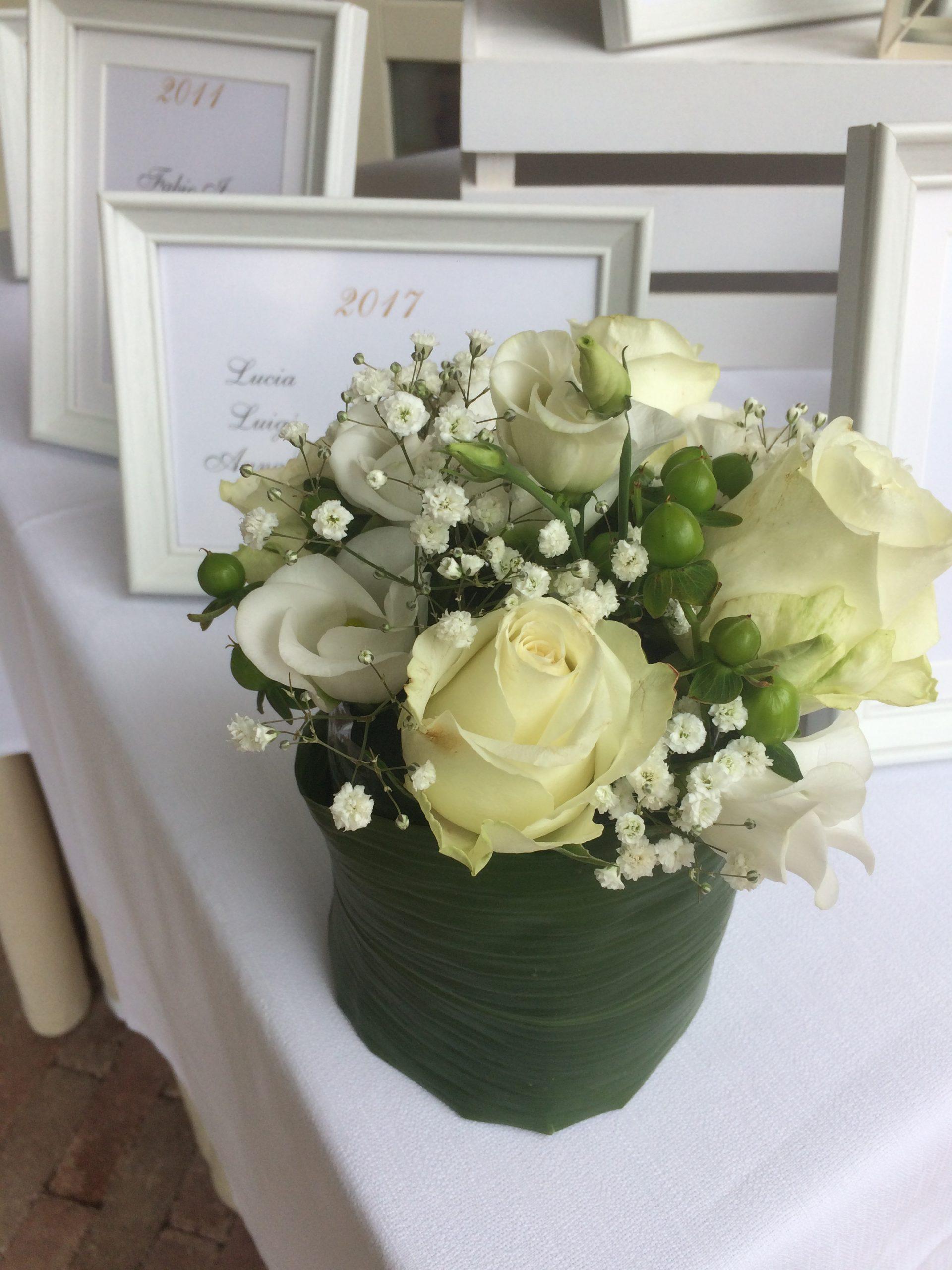 Matrimonio Bianco e oro Antonella Amato Wedding Planner_e