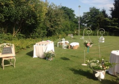 Matrimonio Country Chic - allestimento Antonella Amato Wedding Planner