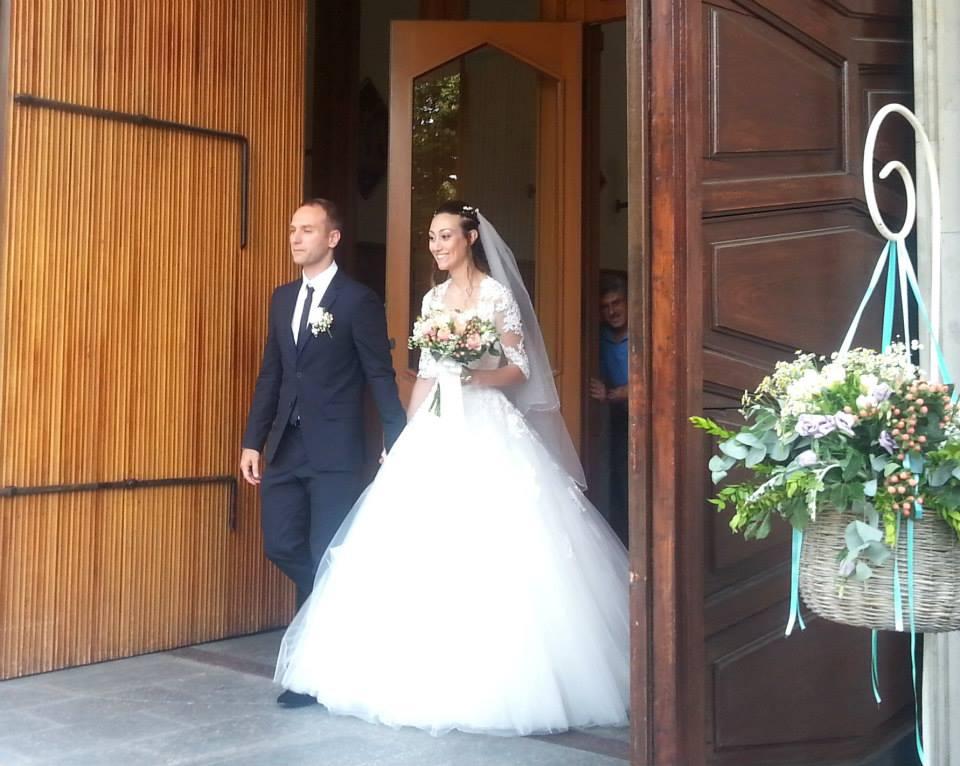 Matrimonio Country Chic - gli sposi Antonella Amato Wedding Planner