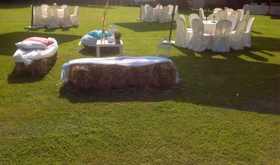 Matrimonio Country Chic - panoramica Antonella Amato Wedding Planner