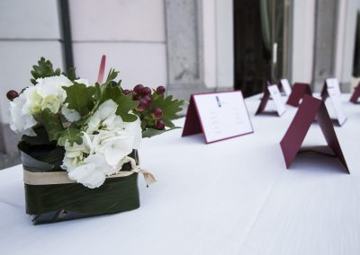 Matrimonio in Marsala e Verde- Antonella Amato Wedding Planner