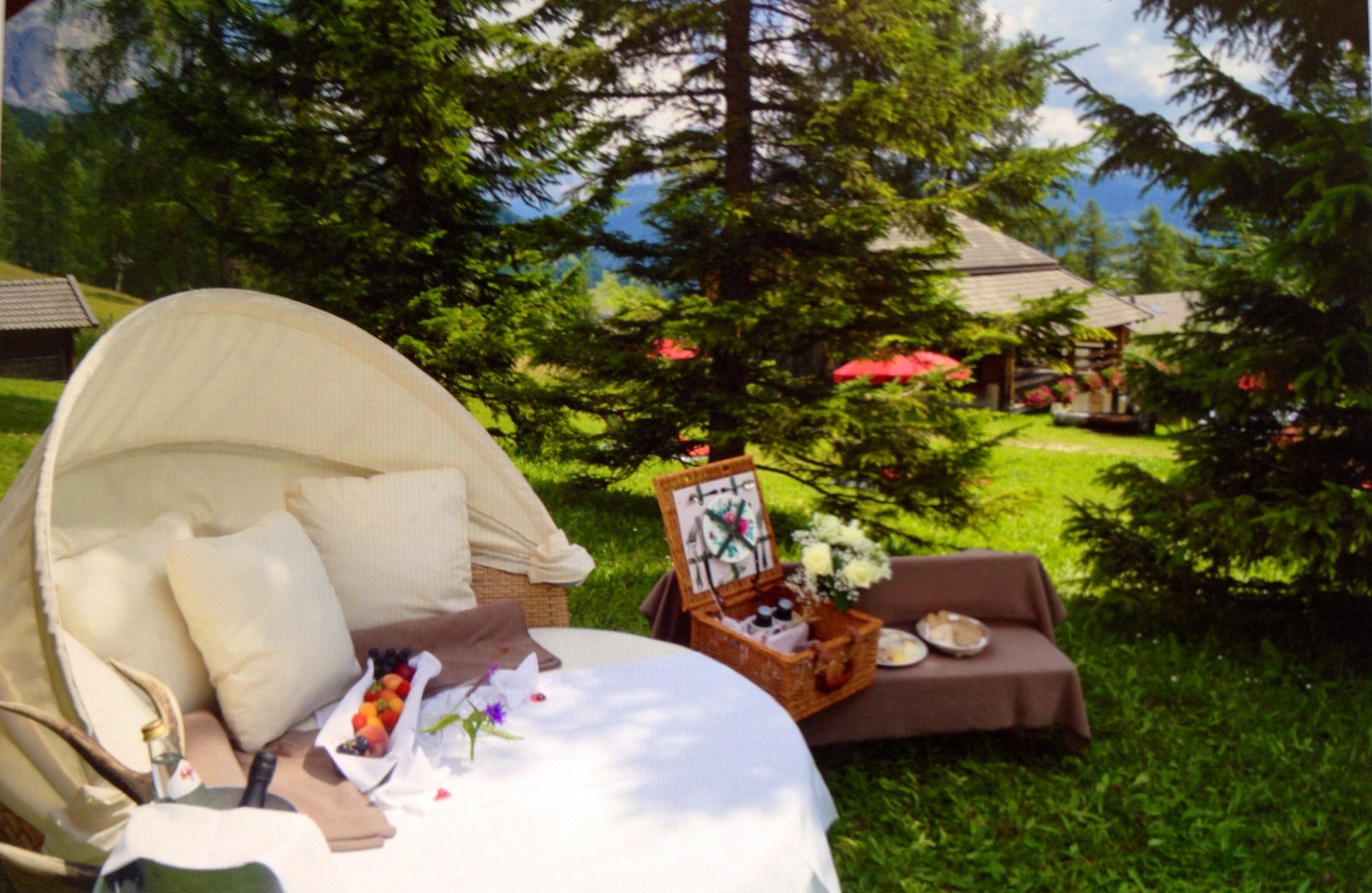 Matrimonio Bianco e Fucsia in Alta Badia