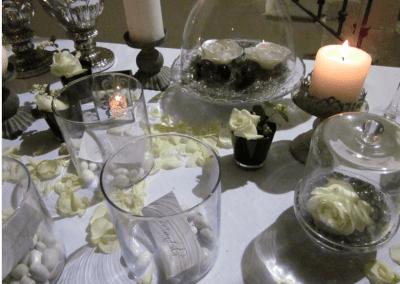 matrimonio bianco e nero - Antonella Amato Wedding Planner 11