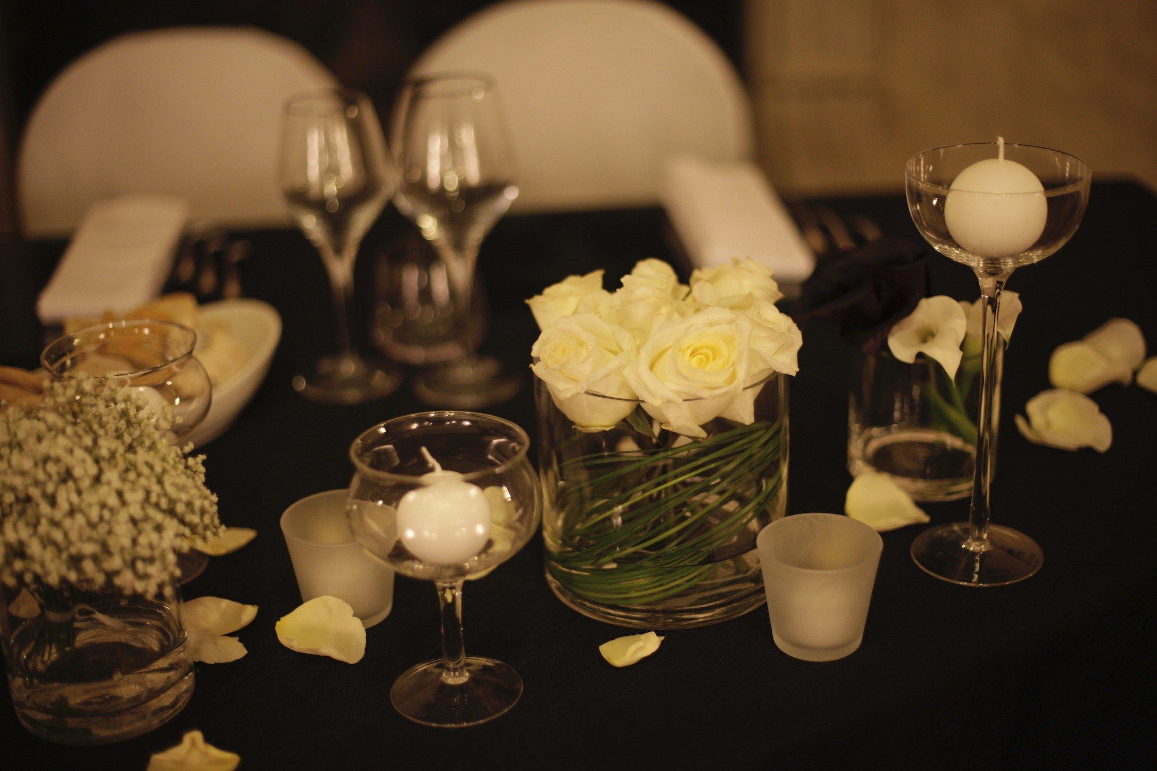 matrimonio bianco e nero - Antonella Amato Wedding Planner 3