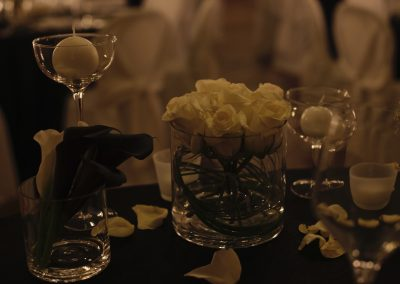 matrimonio bianco e nero - Antonella Amato Wedding Planner 4