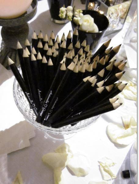 matrimonio bianco e nero - Antonella Amato Wedding Planner 7