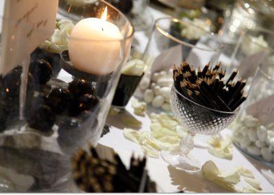 matrimonio bianco e nero - Antonella Amato Wedding Planner 8