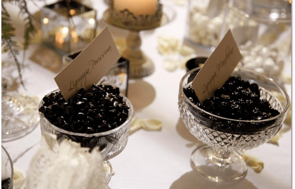 matrimonio bianco e nero - Antonella Amato Wedding Planner 9