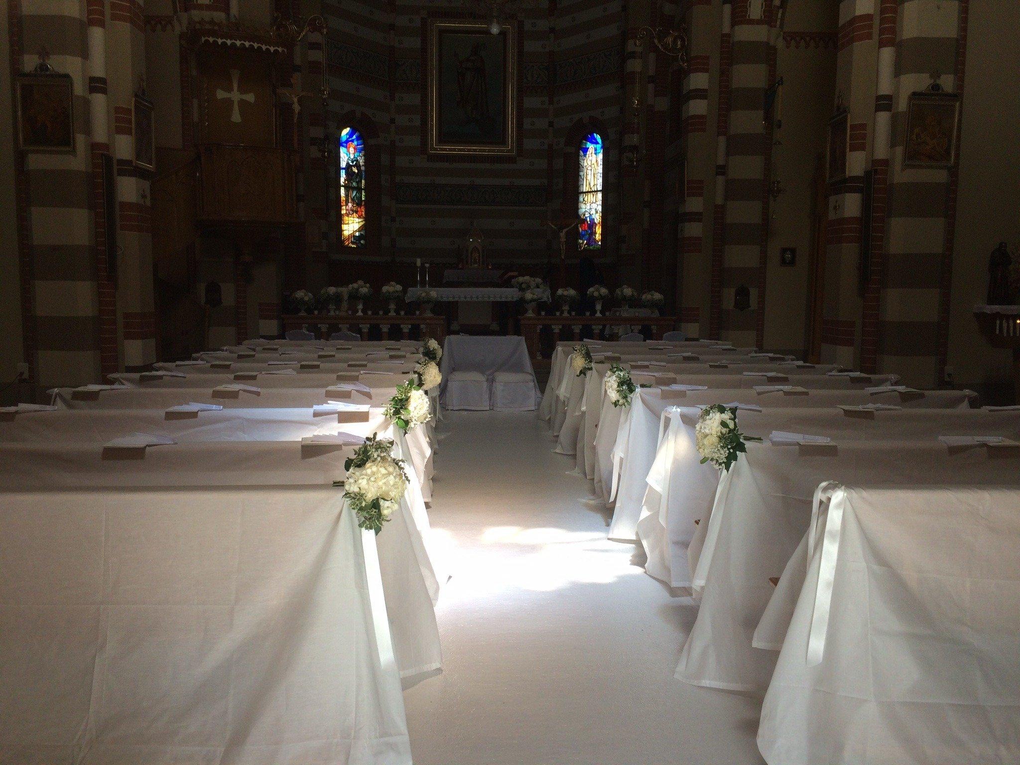 matrimonio total white-2 Antonella Amato Wedding Planner