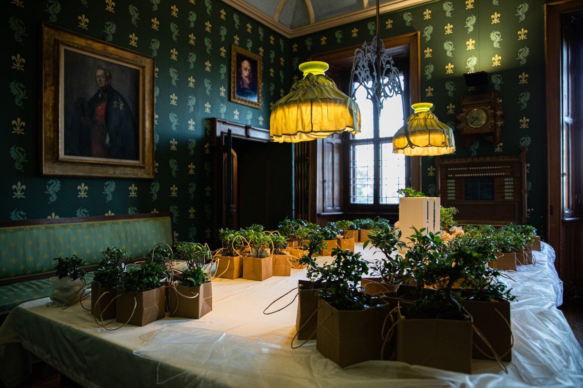 Matrimonio in di Verde e Arancione - Antonella Amato Wedding Planner_29
