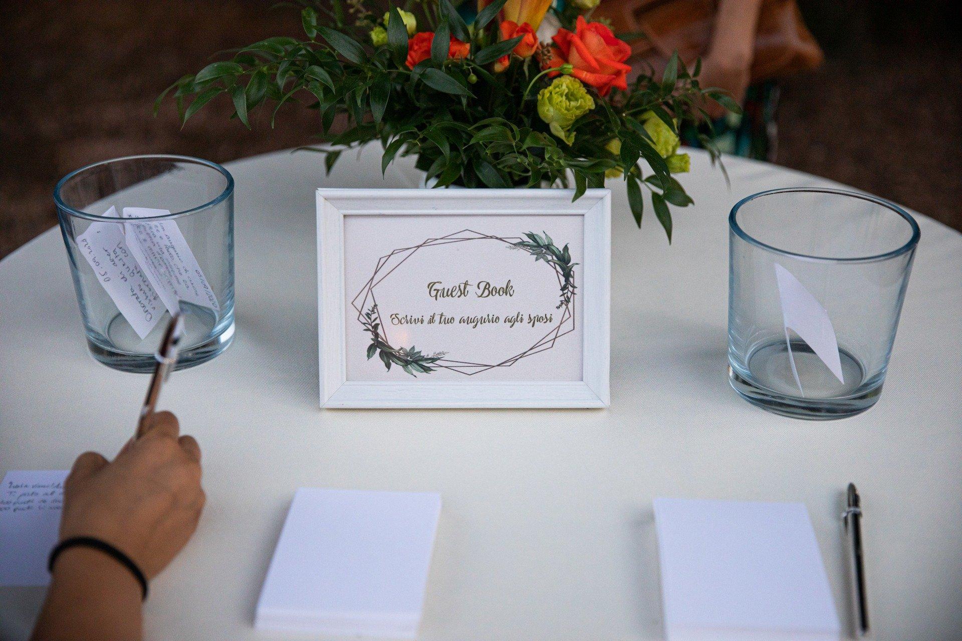 Matrimonio verde e arancione - Antonella Amato Wedding Planner_3