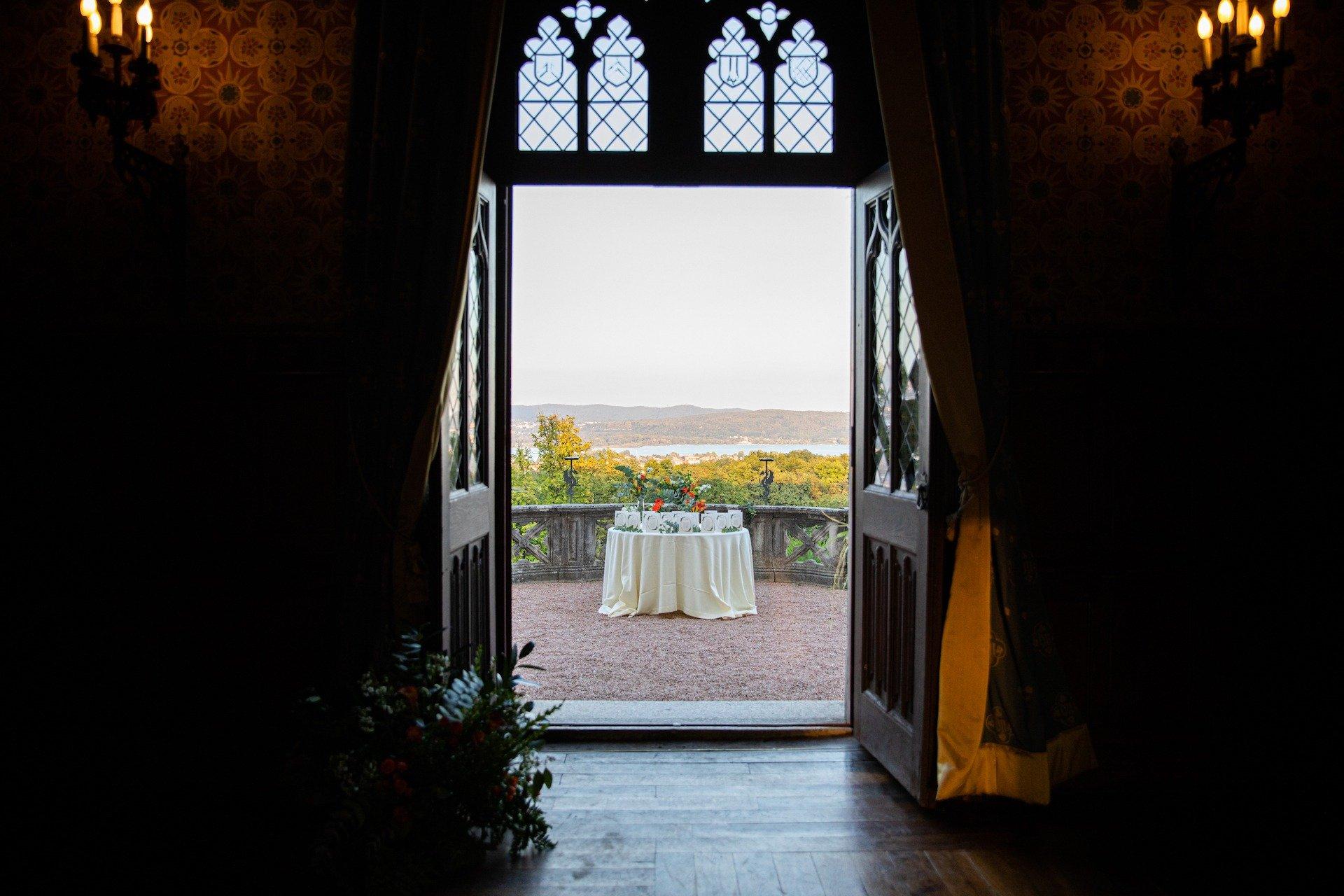 Matrimonio in di Verde e Arancione - Antonella Amato Wedding Planner_31
