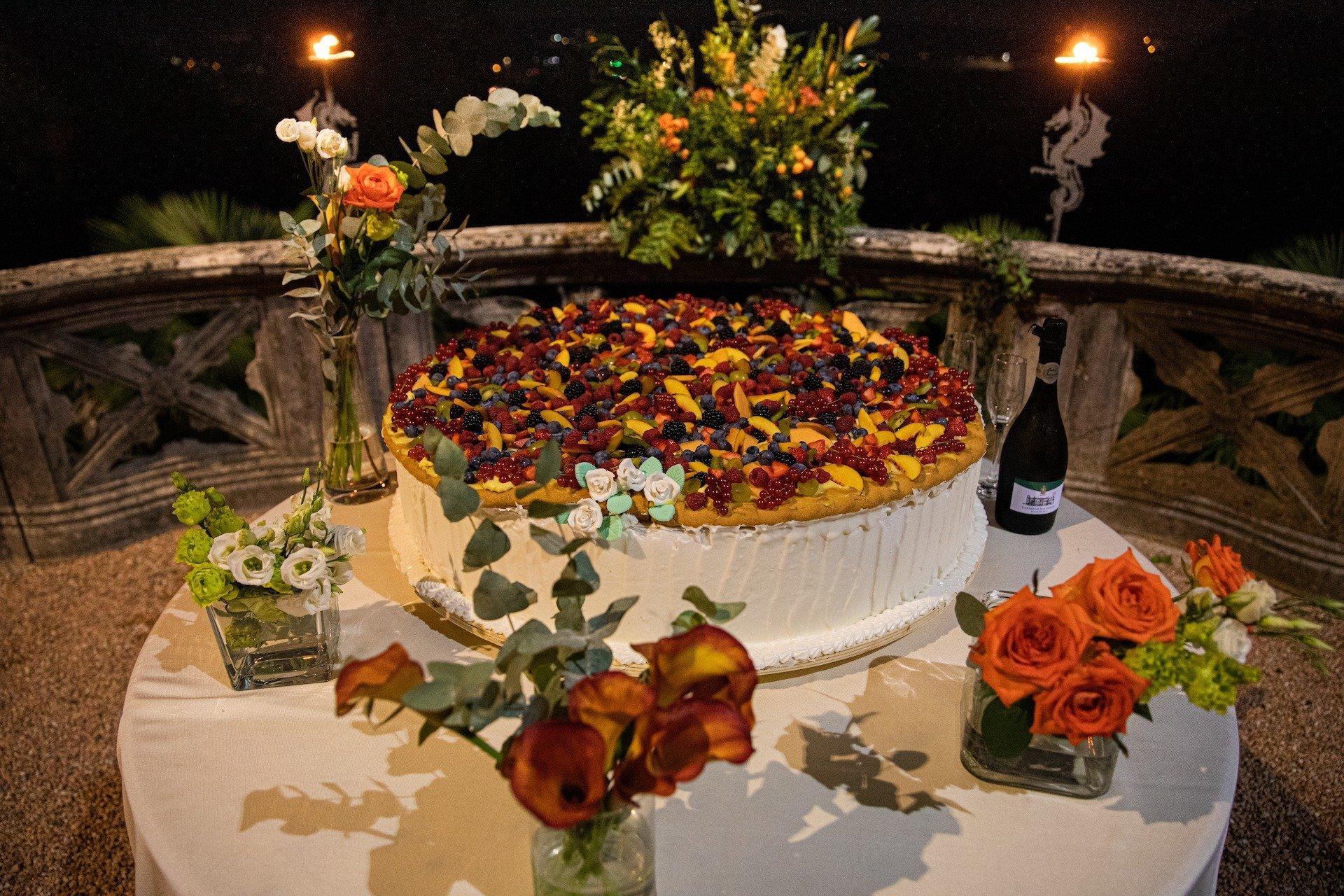 Matrimonio in di Verde e Arancione - Antonella Amato Wedding Planner_37
