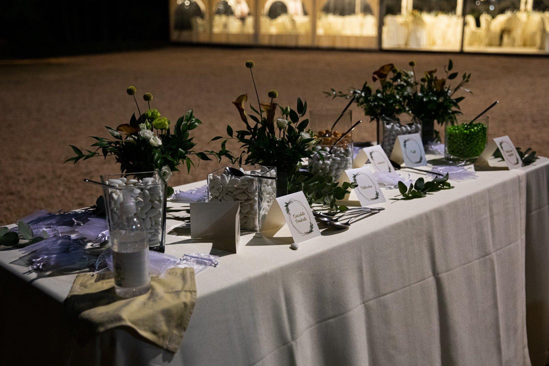 Matrimonio in di Verde e Arancione - Antonella Amato Wedding Planner_38