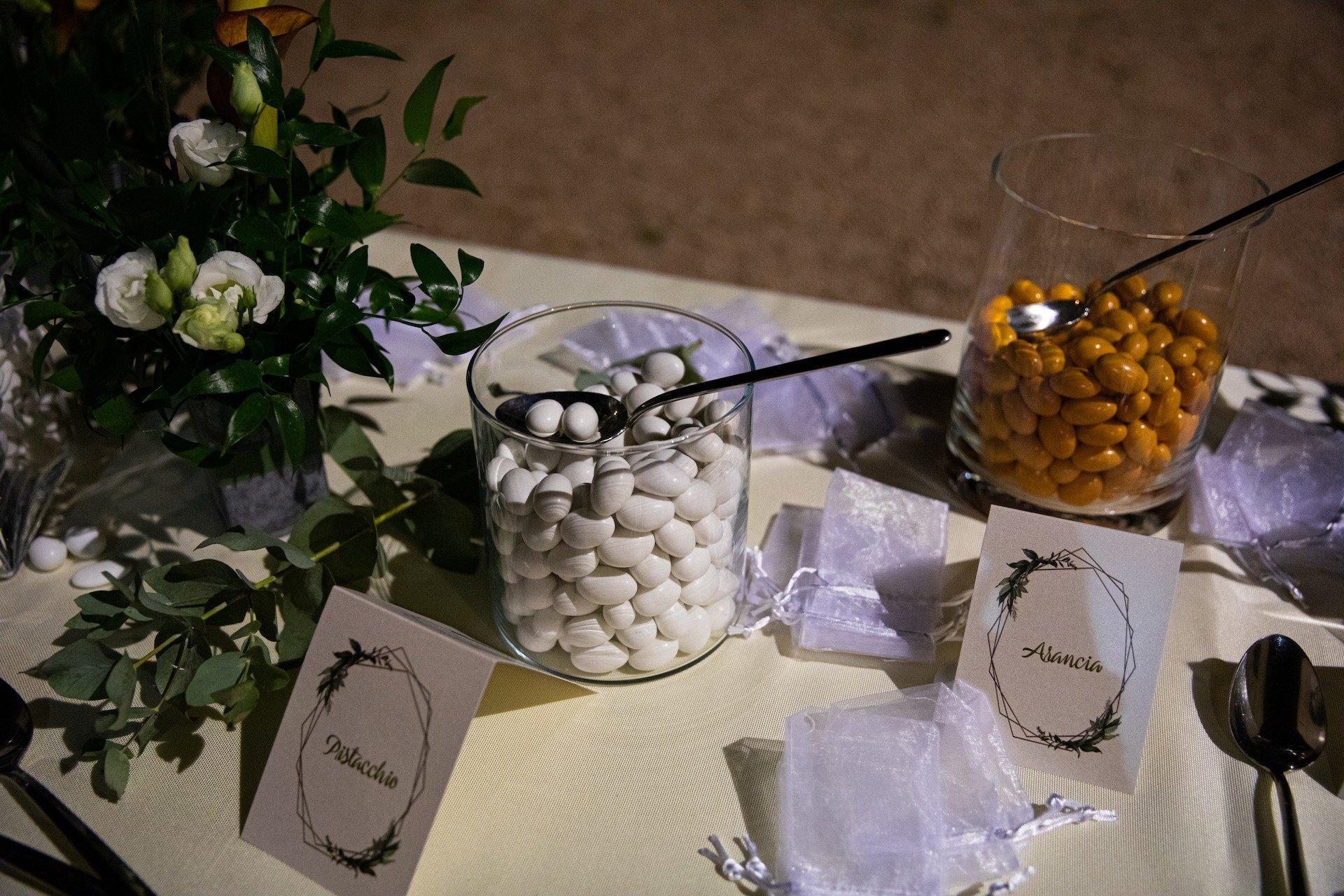 Matrimonio in di Verde e Arancione - Antonella Amato Wedding Planner_40