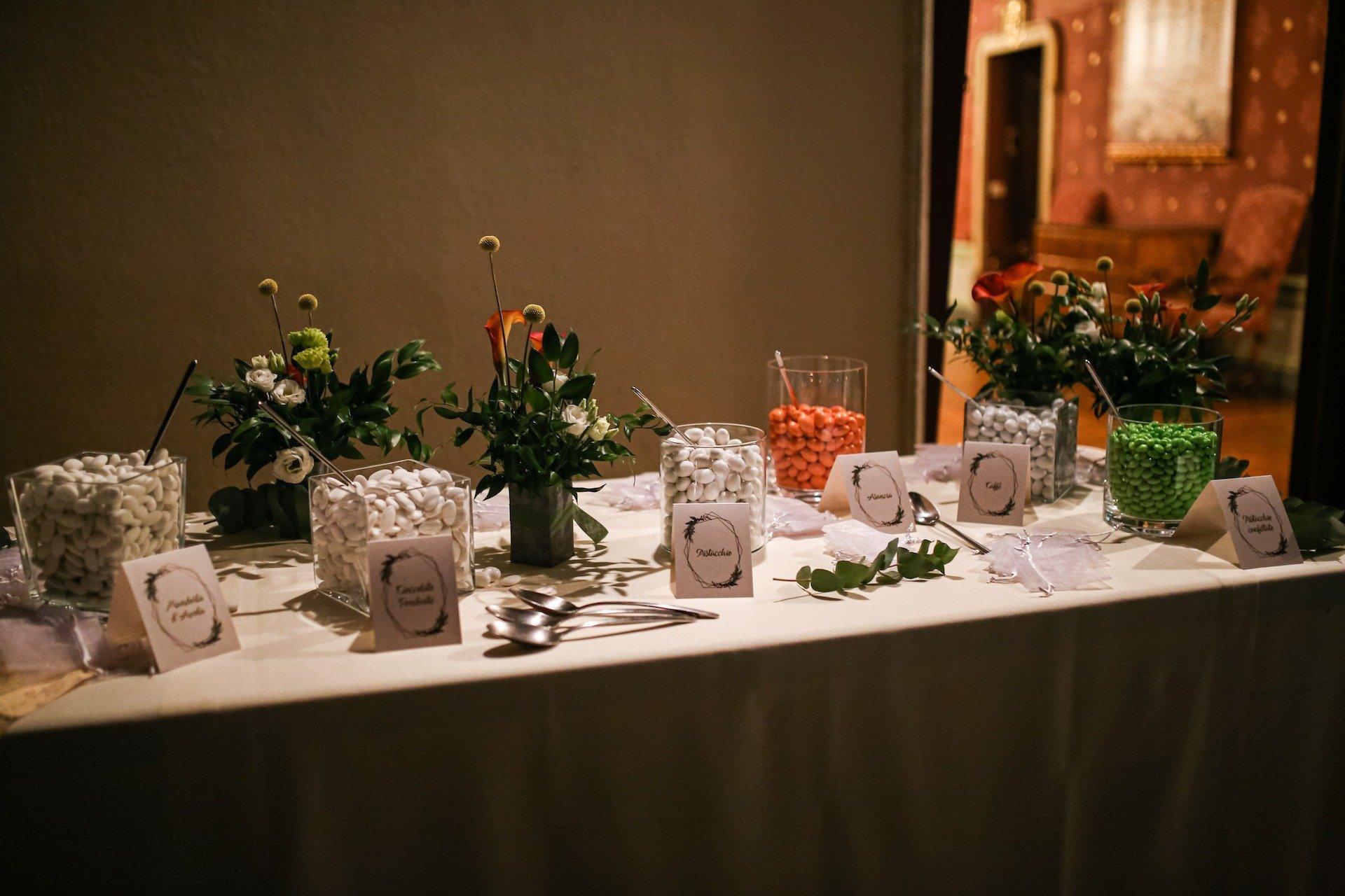 Matrimonio in di Verde e Arancione - Antonella Amato Wedding Planner_46