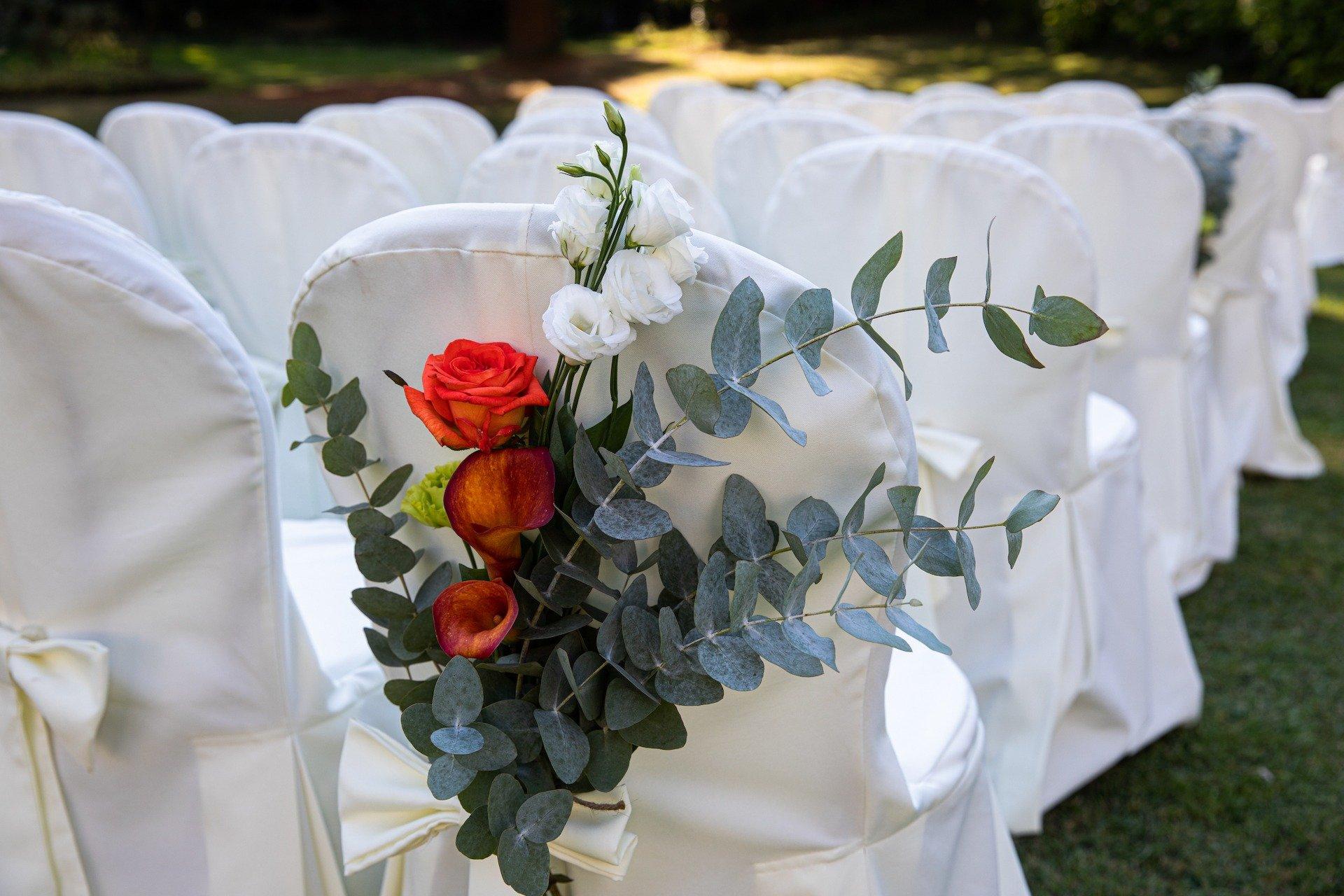 Matrimonio verde e arancione - Antonella Amato Wedding Planner_9