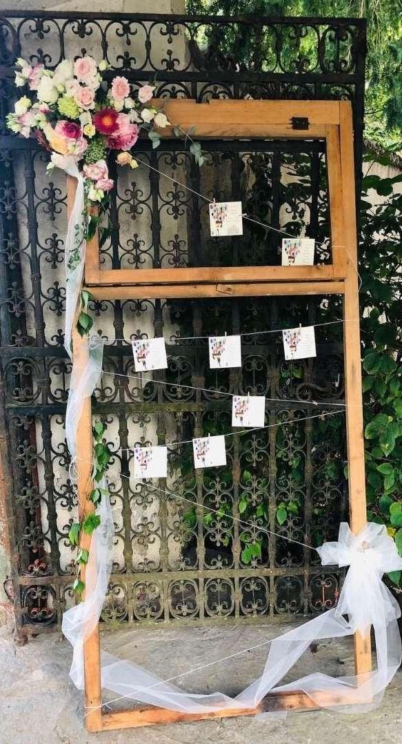 Matrimonio autunnale_tableau de mariage